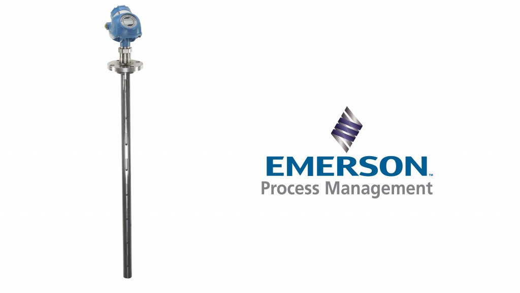 Emerson's Rosemount 5300 Guided Wave Radar Level Transmitter enables users to optimize separation processes by accurately measuring a thinner top liquid layer in interface applications.