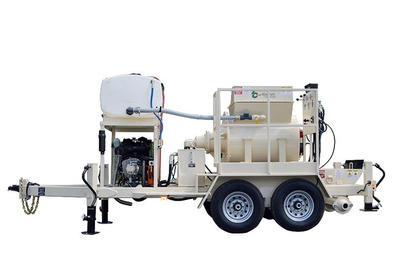 Blastcrete Equipment Company - RS180 Concrete Mixers
