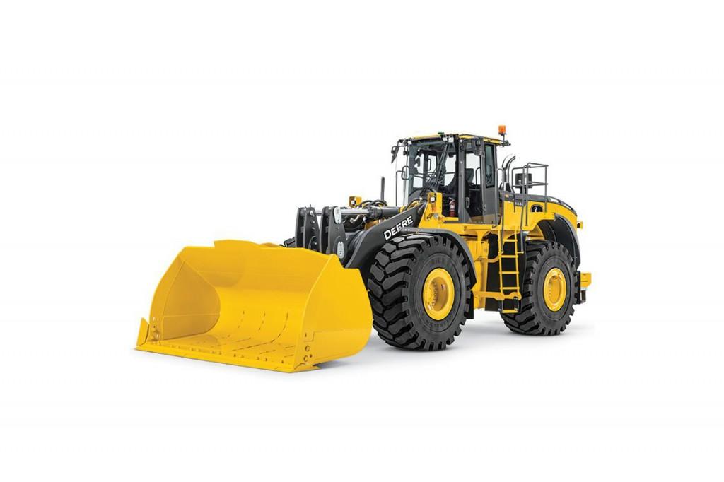 John Deere Construction & Forestry - 844L Wheel Loaders
