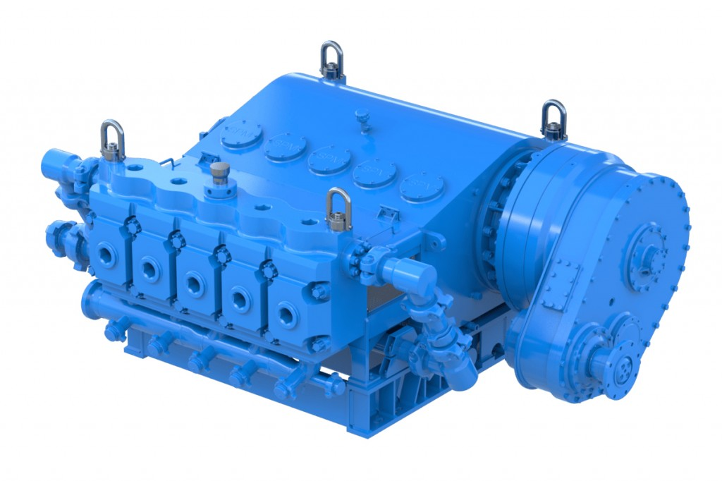 Weir Oil & Gas - SPM® QEM 5000 Pumps