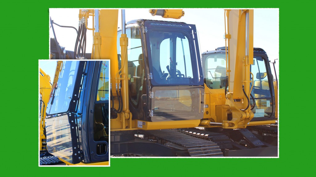 Fecon introduces cab guard for mid-sized excavators