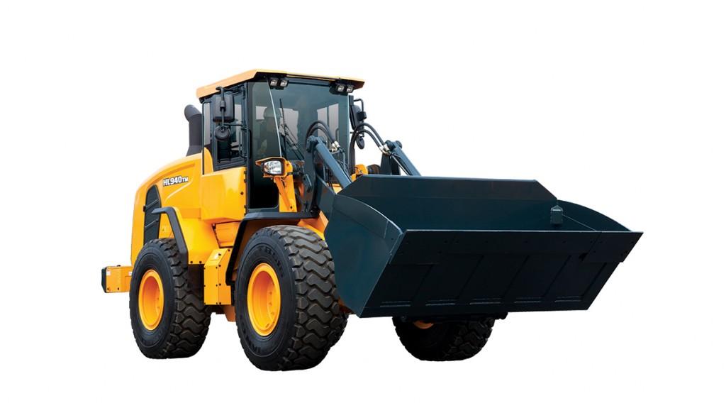 Hyundai Construction Equipment Americas Inc. - HL940 TM Excavators