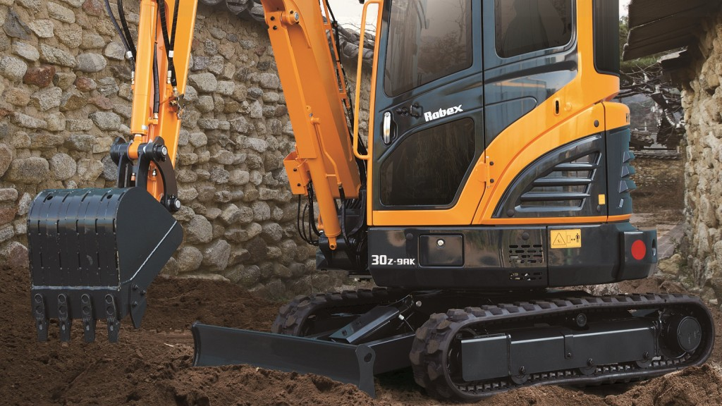 Hyundai to bring electric-powered compact excavator to ICUEE