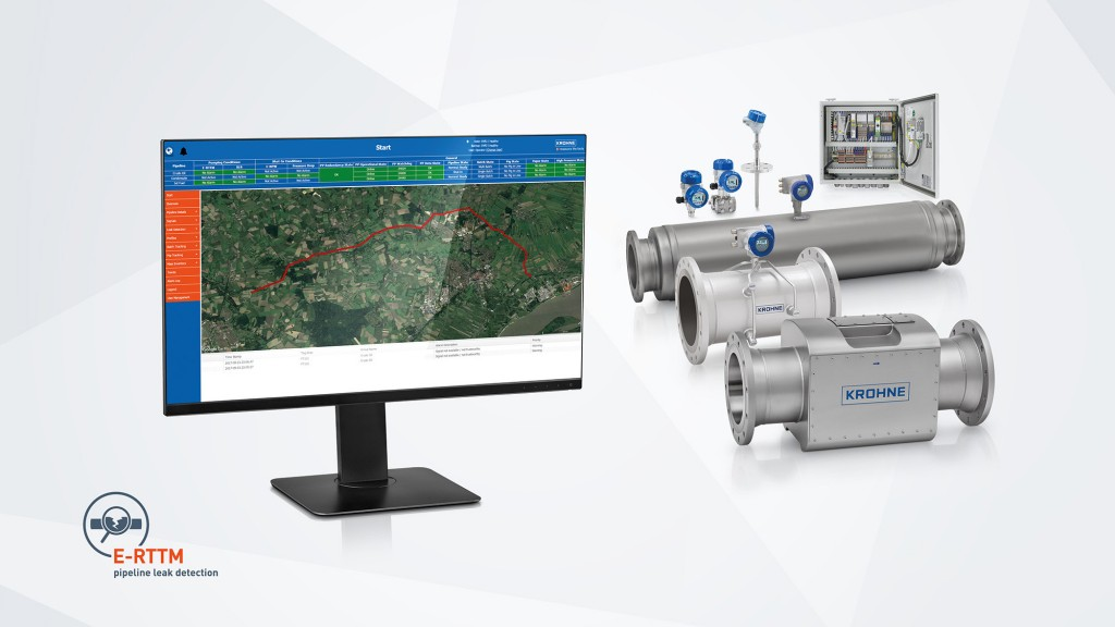 The leak detection module provides the unique PipePatrol E-RTTM (Extended Real Time Transient Model) based leak detection and localisation for liquids and gases which is applied on over 350 pipelines worldwide.