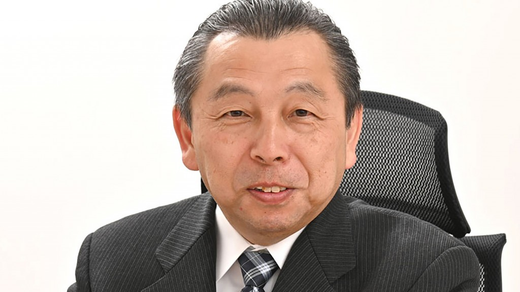 Founder and President Mr. Akio Takeuchi has stepped down, and his son, Mr. Toshiya Takeuchi, will now serve as president of Takeuchi. He is the second president in the history of Takeuchi Manufacturing.
