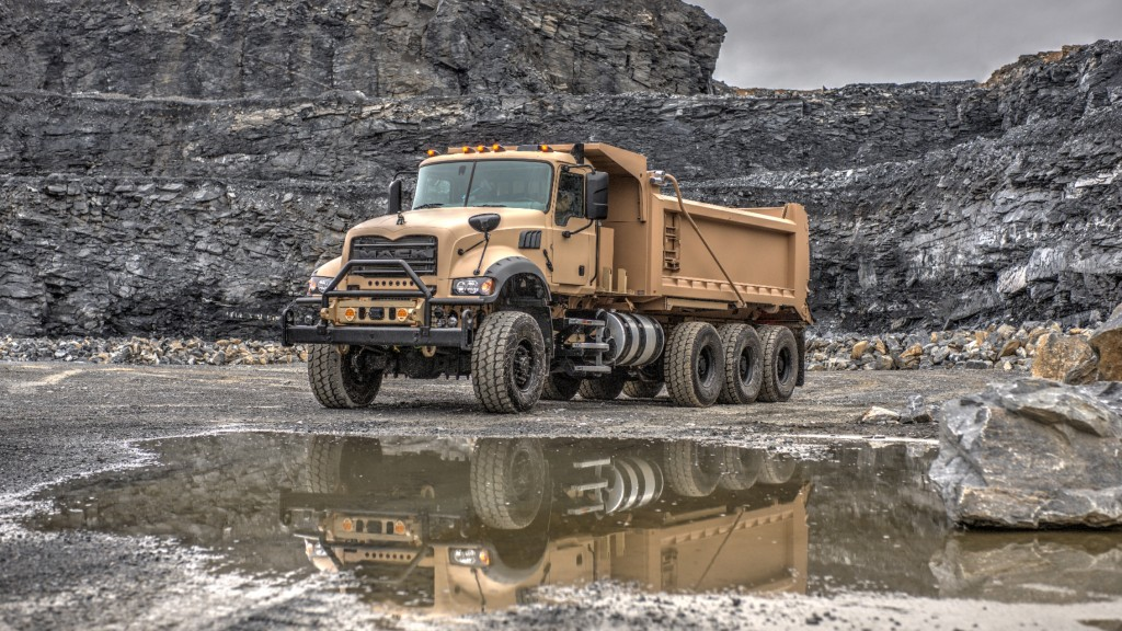 Mack Defense is partnering with Crysteel Manufacturing on the U.S. Army M917A3 Heavy Dump Truck (HDT) contract to provide specialized dump bodies.