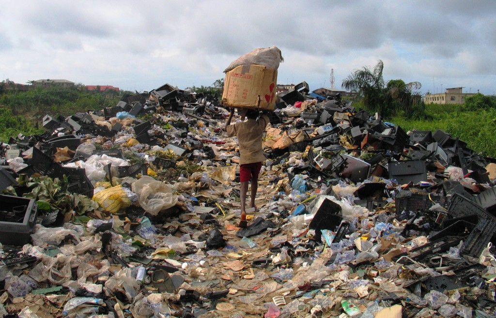 """Just as in climate negotiations, the US is out of step with the rest of the developed world -- this time in the global effort to stem the tide of plastic waste dumping,"" said Jim Puckett, Executive Director of the Basel Action Network​ (BAN) -- a global waste trade watchdog organization."
