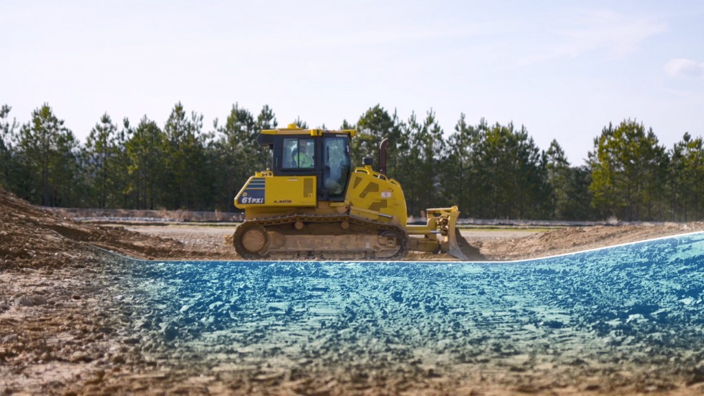 """""""Proactive Dozing Control logic opens up a world of application possibilities for machine control technology,"""" said Derek Morris, Product Marketing Manager, Intelligent Machine Control and Smart Construction for Komatsu."""