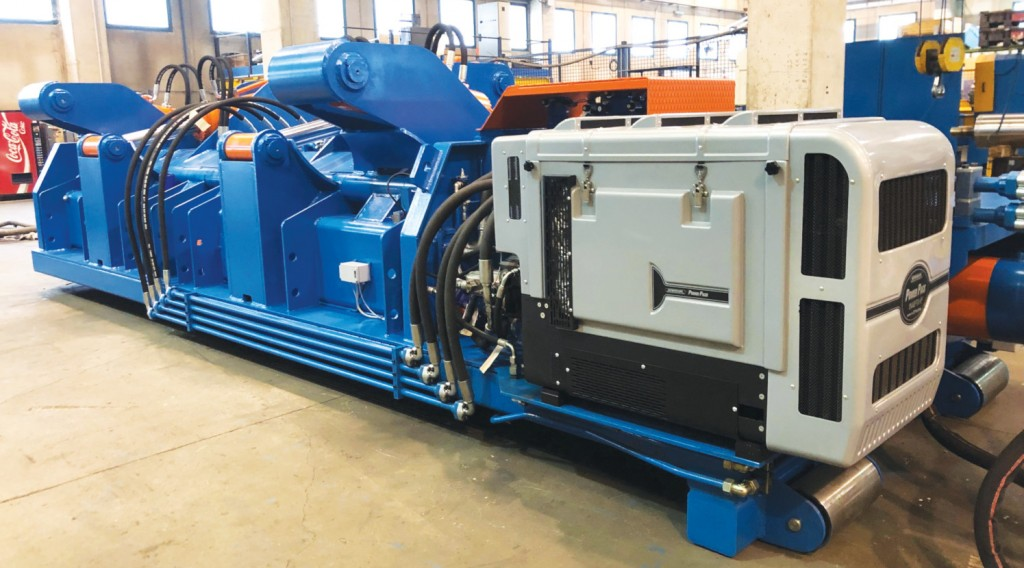 Taurus Diablo scrap & auto baler latest available from ELV Select
