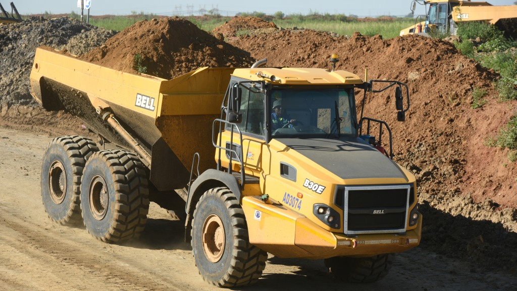 Bell exclusively selects Allison Transmissions for articulated dump trucks