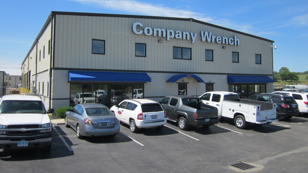 Company Wrench dealership
