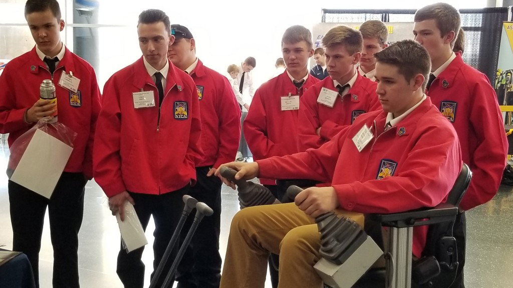 To help address worker shortages, ICUEE​ 2019-The Demo Expo will host a special careers day at the show for hundreds of high school students to see the many rewarding industry careers available.