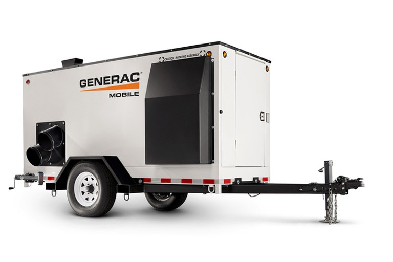Generac Mobile - MIH800 Portable Heaters