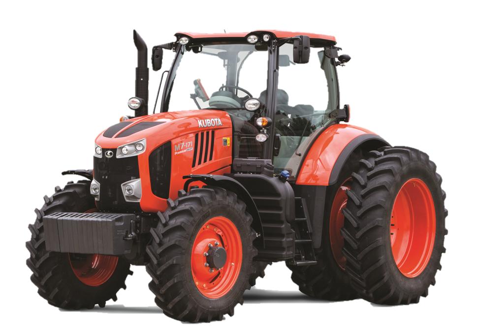 Kubota Canada Ltd. - M7-1 Series Tractors
