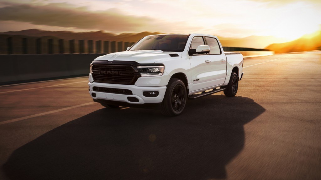 Ram 1500 Night Edition and Rebel Black among options in 2020 heavy-duty pickup truck lineup