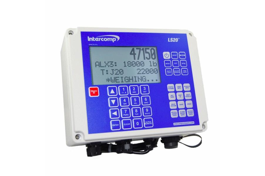 Intercomp Company - LS20™ WIM Scales