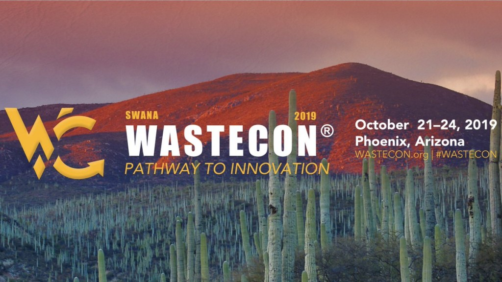 SWANA announces keynote lineup for WASTECON 2019