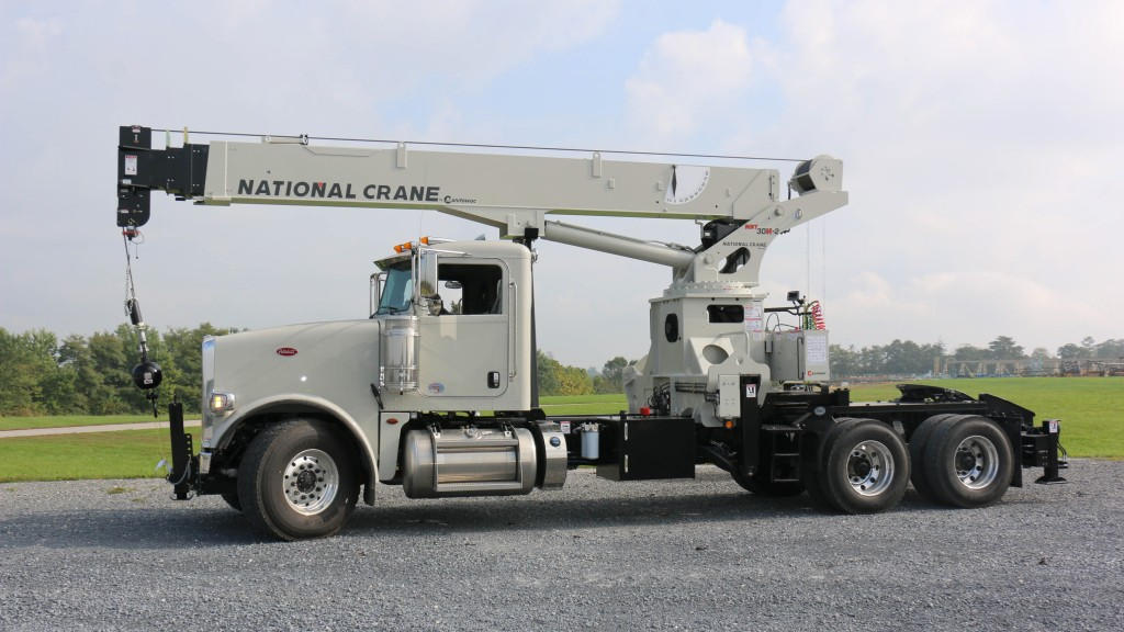 Manitowoc to exhibit three cranes from Grove and National Crane lines at ICUEE