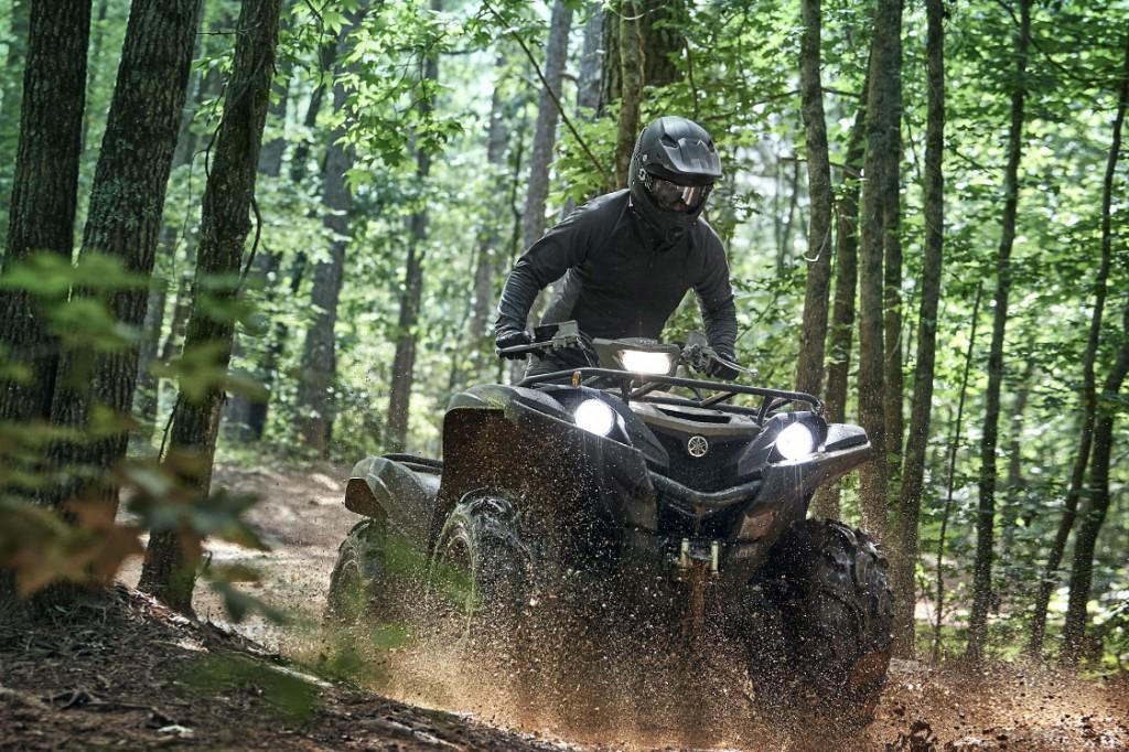 Yamaha Motor Canada - Grizzly® EPS XT-R™ Utility Vehicles