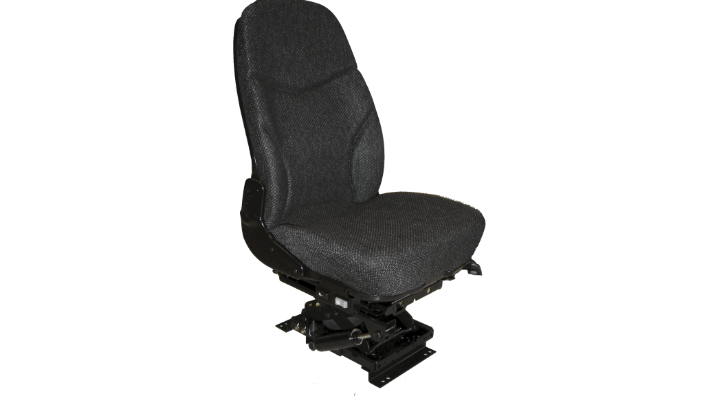 The upgrade to Sears' popular seat is the result of comfort research and extensive driver feedback.