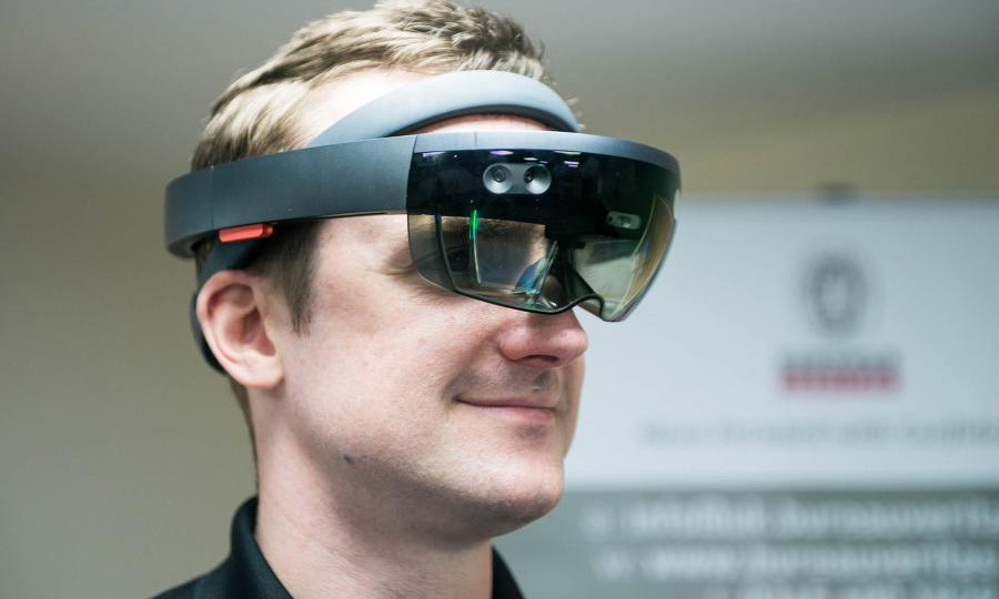 The global firm's new HoloLens equipment overcomes the challenge of engineers trying to inspect hard-to-access assets by bringing them to life anywhere in the world.