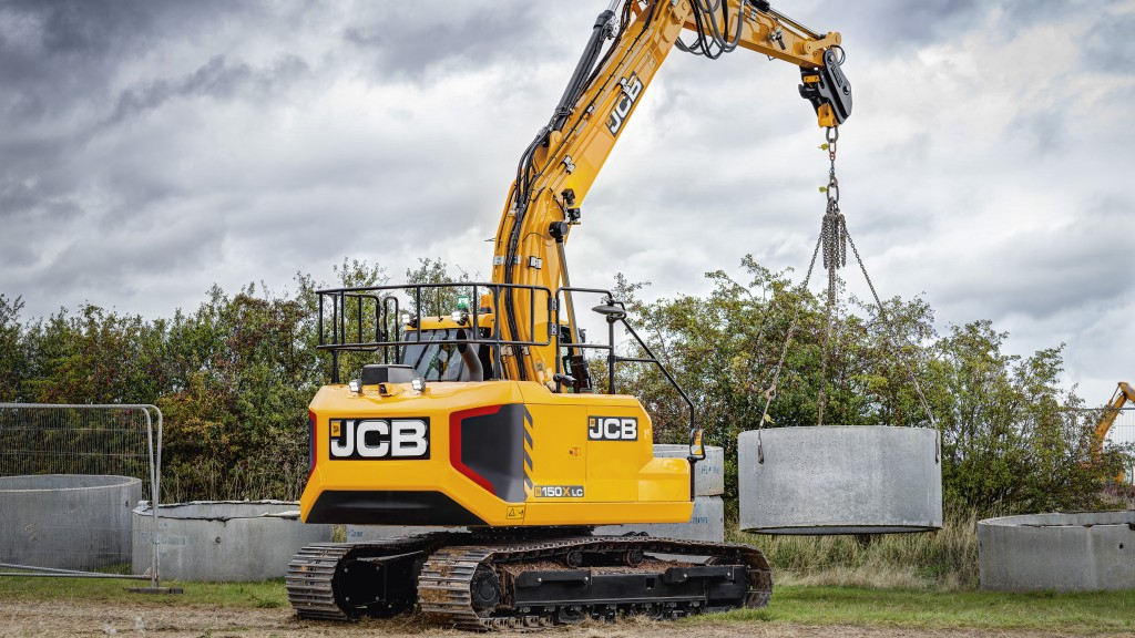 JCB brings 13- and 15-ton X-Series excavators to North America