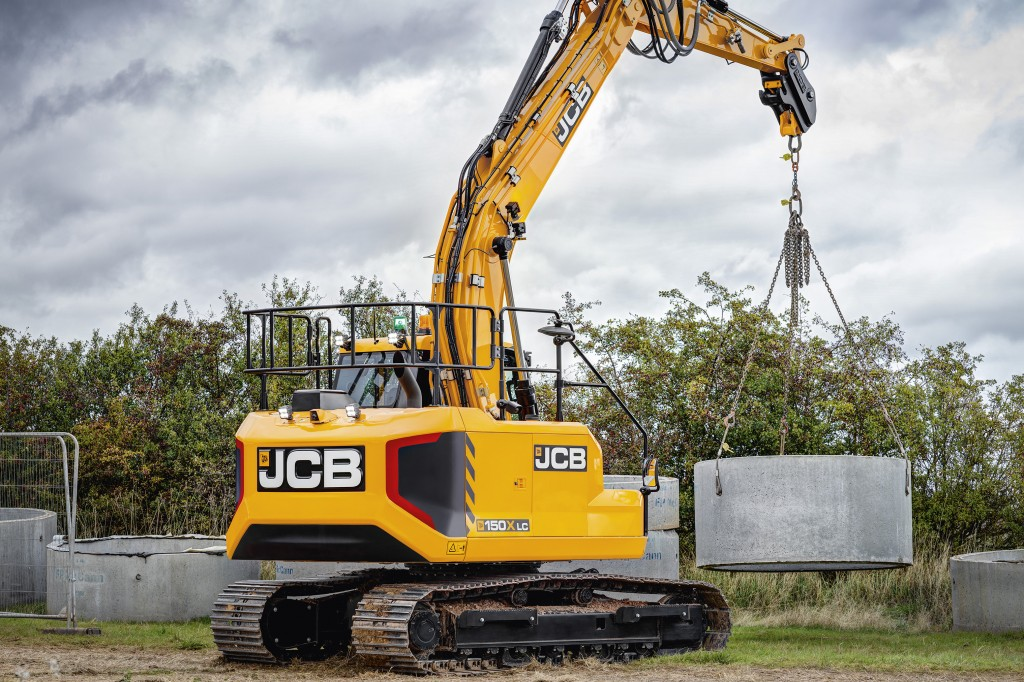 JCB - 150X Excavators