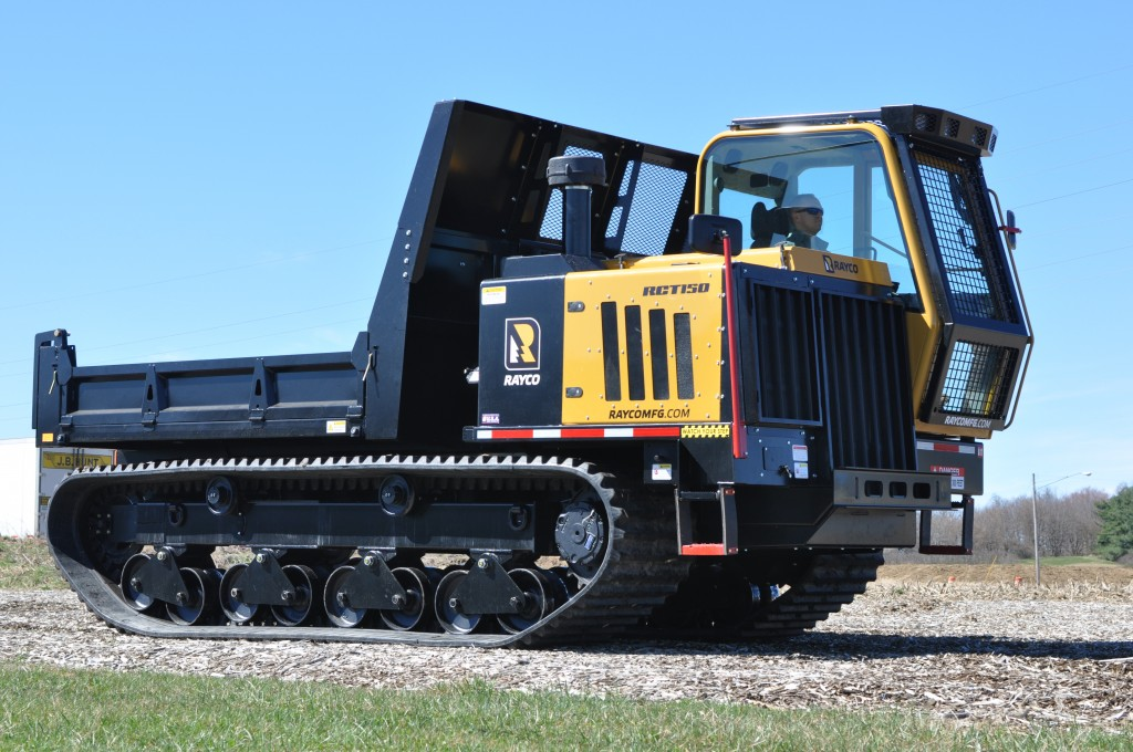 Rayco Manufacturing, Inc. - RCT150 Crawler Carriers