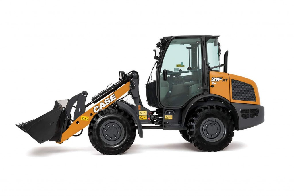 CASE Construction Equipment - 21F Compact Wheel Loaders
