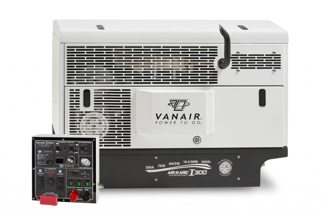 Vanair - Air N Arc® 300 Compressors