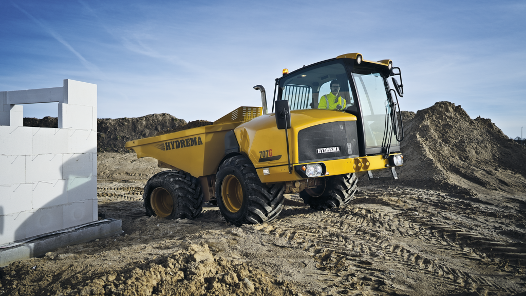 Hydrema trucks to benefit from Cummins Performance Series engines