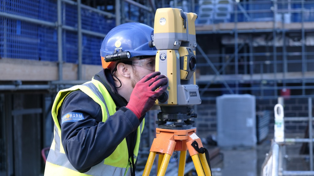 """The GTL-1000, a unique combination of 3D scanner and integrated total station, is an excellent example of a Topcon transformative solution for the building construction process,"" said Stilgoe."