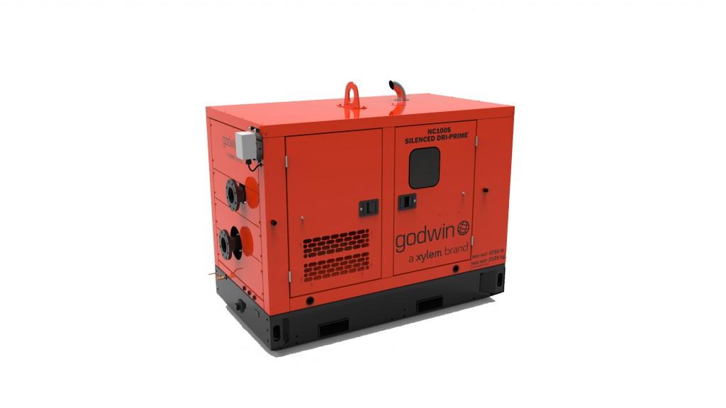 Xylem Inc. - NC100S Pumps