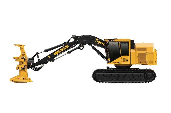 Tigercat Industries Inc. - 845E Forestry Log Loaders