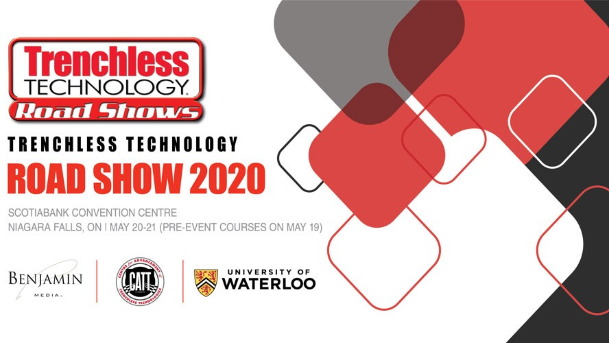 Keynote for 2020 Trenchless Technology Road Show to discuss shortage of trenchless engineers