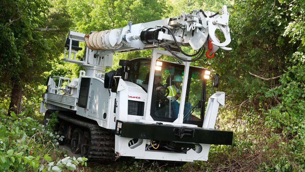 Prinoth to show crawler carriers and vegetation management products at ICUEE