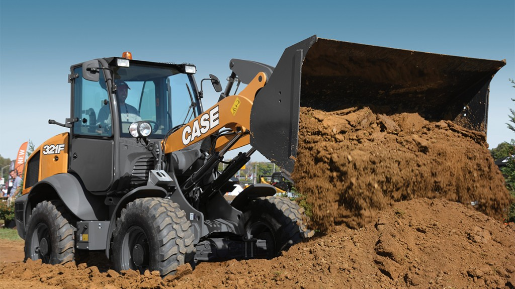 Zero/60 Financing Now Available on CASE Compact Wheel Loaders