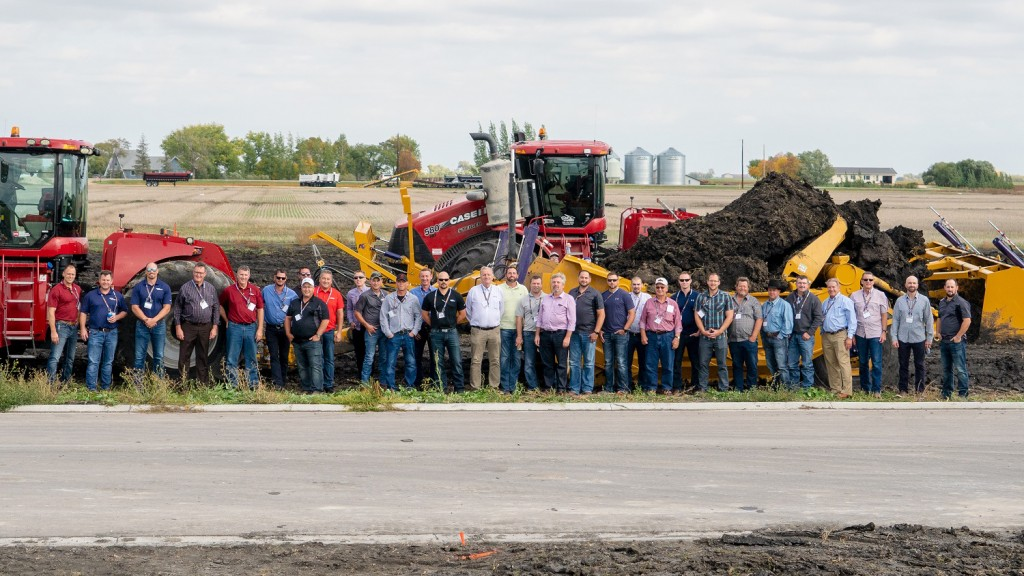 K-Tec recognizes Dealers of Excellence at Manitoba event