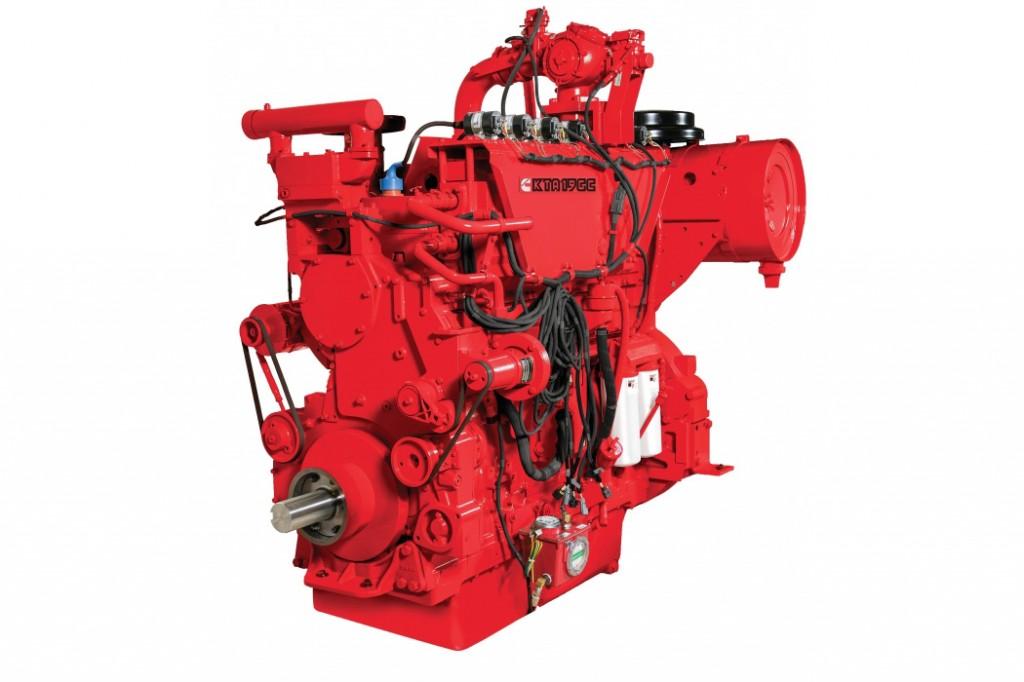 Cummins Inc. - KTA19 GCE EICS Gas Engines