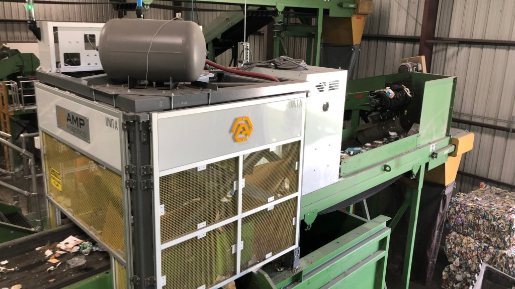 Working with the Carton Council, AMP Robotics is a pioneer in the field, and was among the first to introduce robotics to the recycling industry to sort food and beverage cartons.
