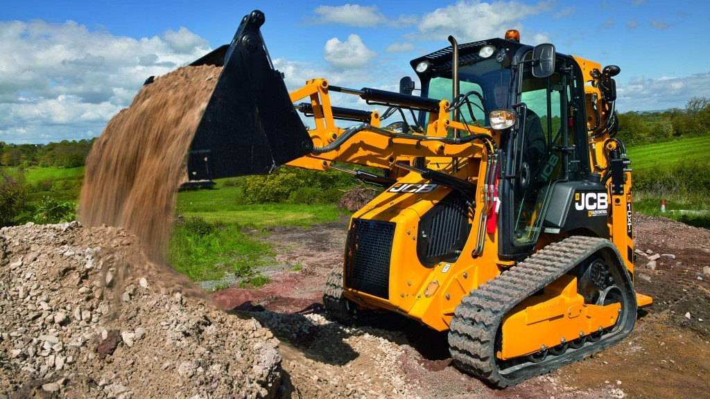 JCB offering only compact tracked backhoe loader available in North America