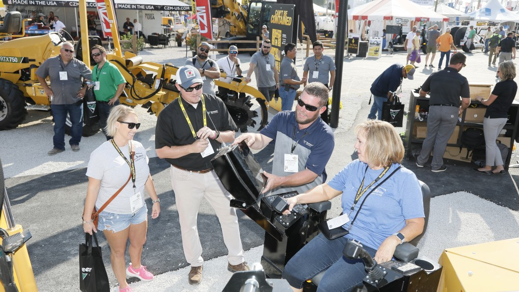 ICUEE 2019 included over 1,000 exhibitors showcasing the latest products and solutions for the utility construction industry.