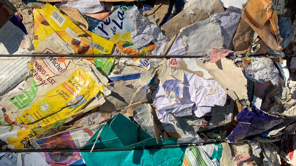 Painting the right picture for recycling