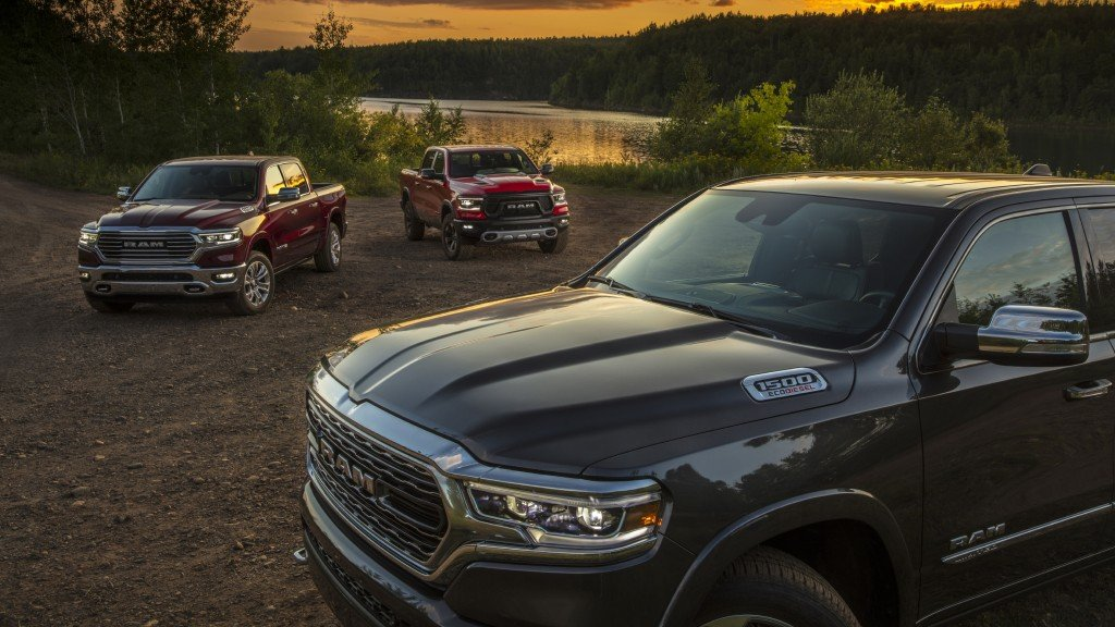 Ram 1500's unsurpassed 29 mpg highway fuel economy rating for 4x4 models is significant in that 4x4 models represent more than 80 percent of the U.S. full-size truck mix.
