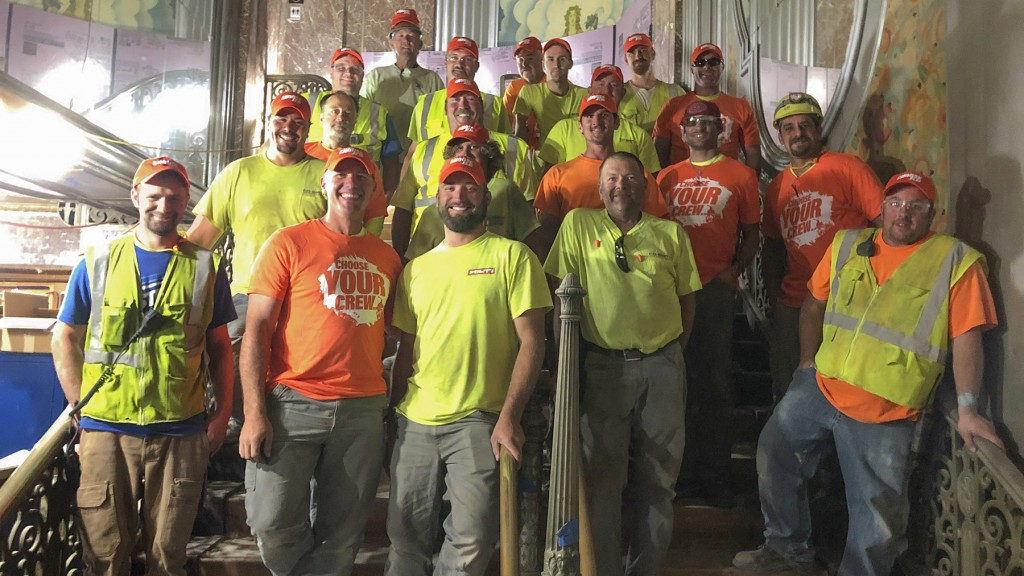 Founded in 1936, C.D. Smith is considered one of the Midwest's strongest construction firms.