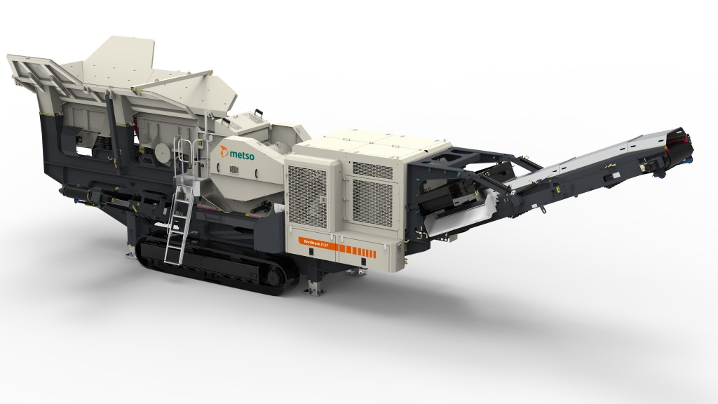 The Metso Nordtrack mobile product portfolio is designed to make the contracting business more productive.