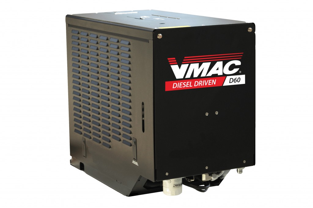 VMAC - Diesel Driven Air Compressors Compressors