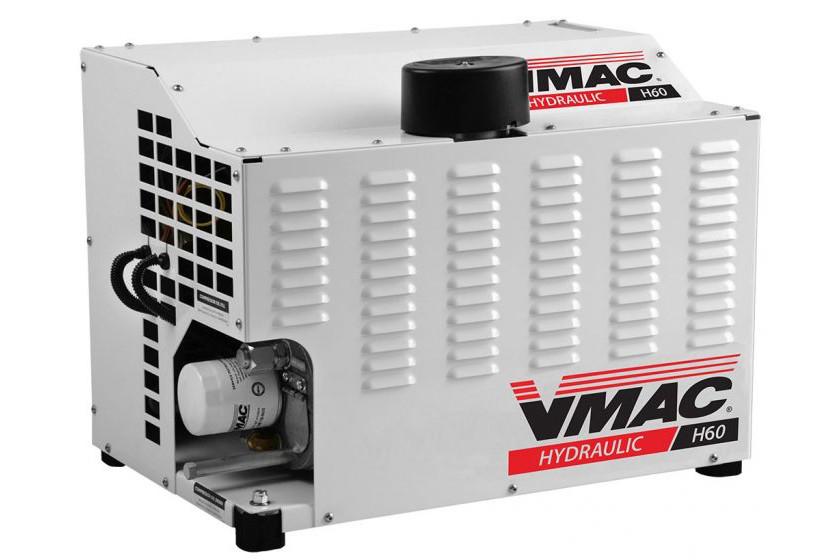 VMAC - 60 CFM Hydraulic Driven Air Compressor Compressors