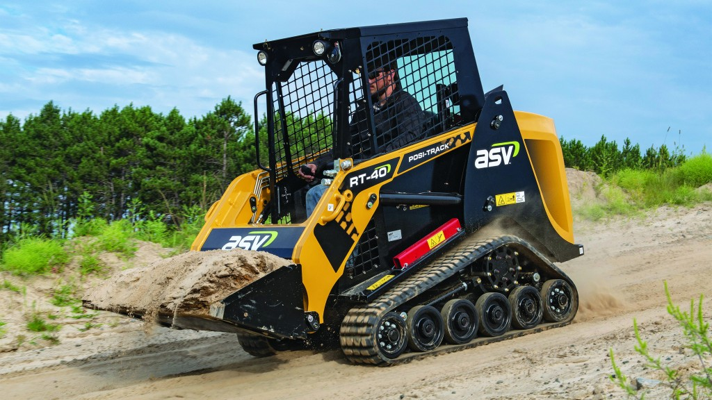 Contractors see big benefits from the smallest compact track loaders