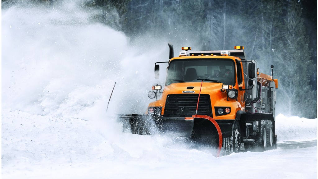 5 tips to keep your truck fleet running through Canada's chilly winter months